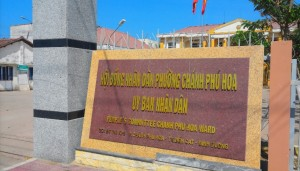 UBND xã Chánh Phú Hòa