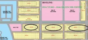 Bán đất đường TC1 mỹ phước 1 mở rộng lô MR33,MR36,MR38 giá cực tốt