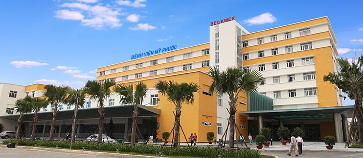 Bệnh viện Đa khoa Mỹ Phước 2