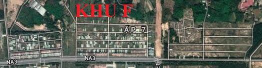 Hình ảnh thực tế Khu dân cư mỹ phước 3 hiện nay khu F