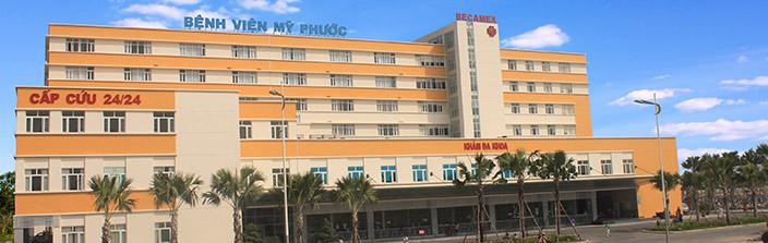 Bệnh viện đa khoa Mỹ Phước