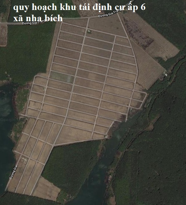 quy hoạch khu tái định cư ấp 6 xã nha bíchquy hoạch khu tái định cư ấp 6 xã nha bích