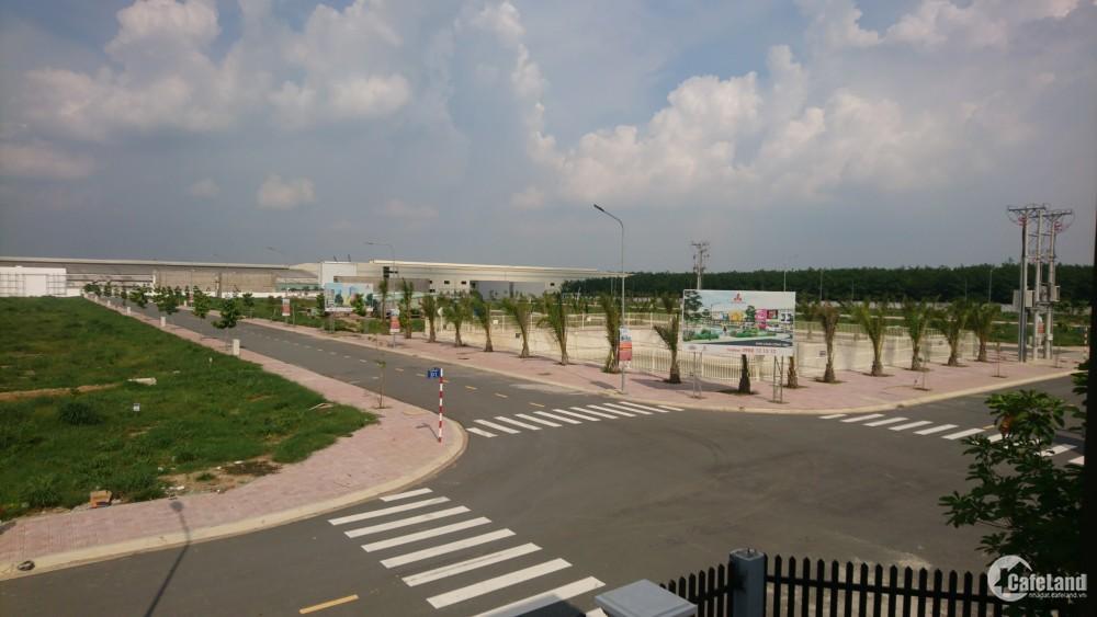 đất xã Phú Chánh A